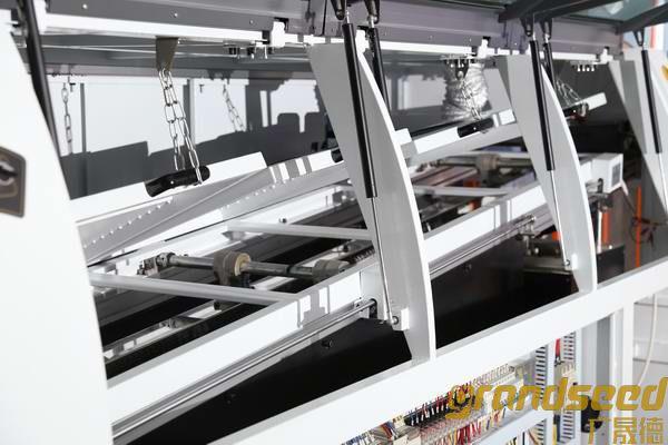 全自动无铅节能波峰焊机GSD-WD350C