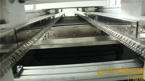 按键式节能无铅双波峰焊锡机GSD-WD300R