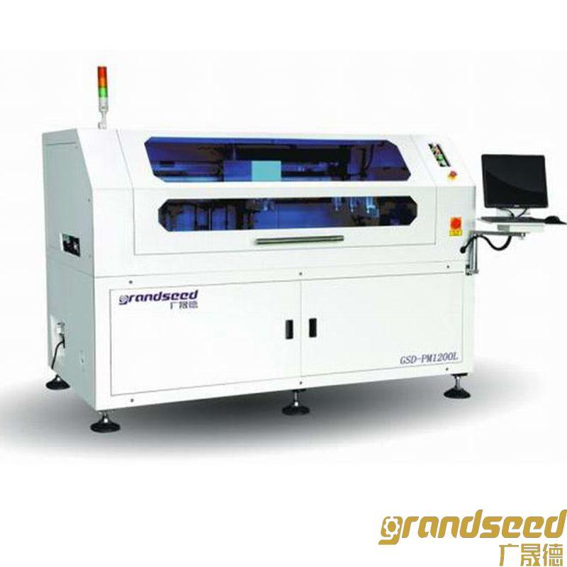 LED灯条全自动锡膏印刷机GSD-PM1200L