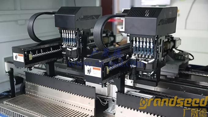 多功能双头SMT贴片机GSD-M612