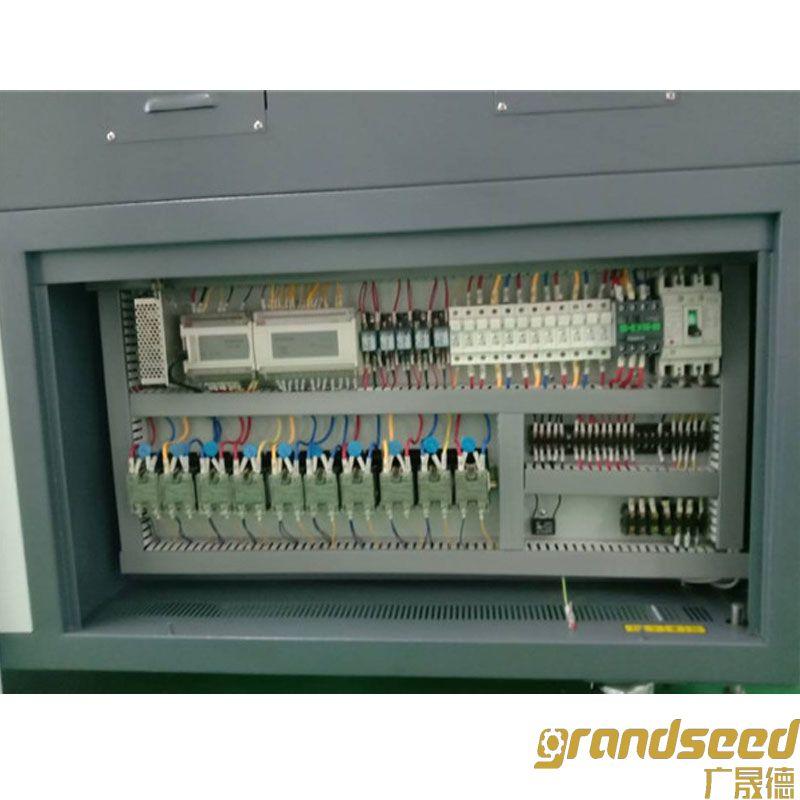 小型八温区无铅回流焊机GSD-S8C