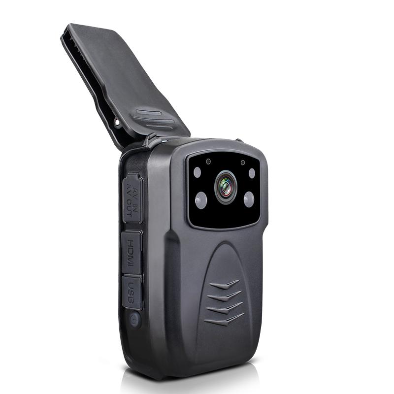 执法先锋 D800 1080P高清红外夜视执法记录仪