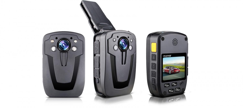 执法先锋 D900 1080P高清红外夜视执法记录仪