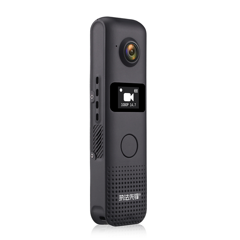 执法先锋C18手持高清无线小型随身摄像机