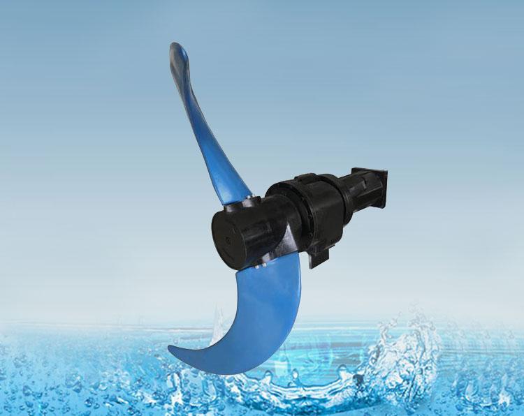 潛水推流器的運作和使用
