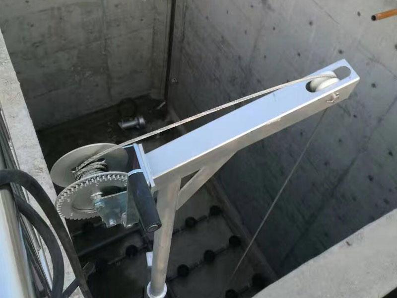 潜水搅拌器工程