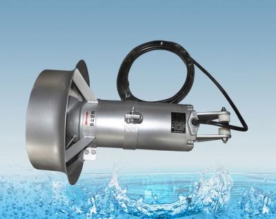 潜水搅拌机性能参数