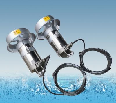 潜水搅拌机应用范围