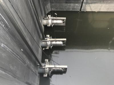 污泥回流泵應用實例