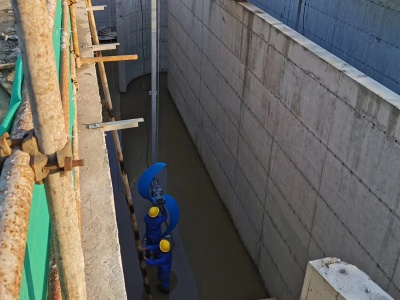 污泥回流泵 安裝
