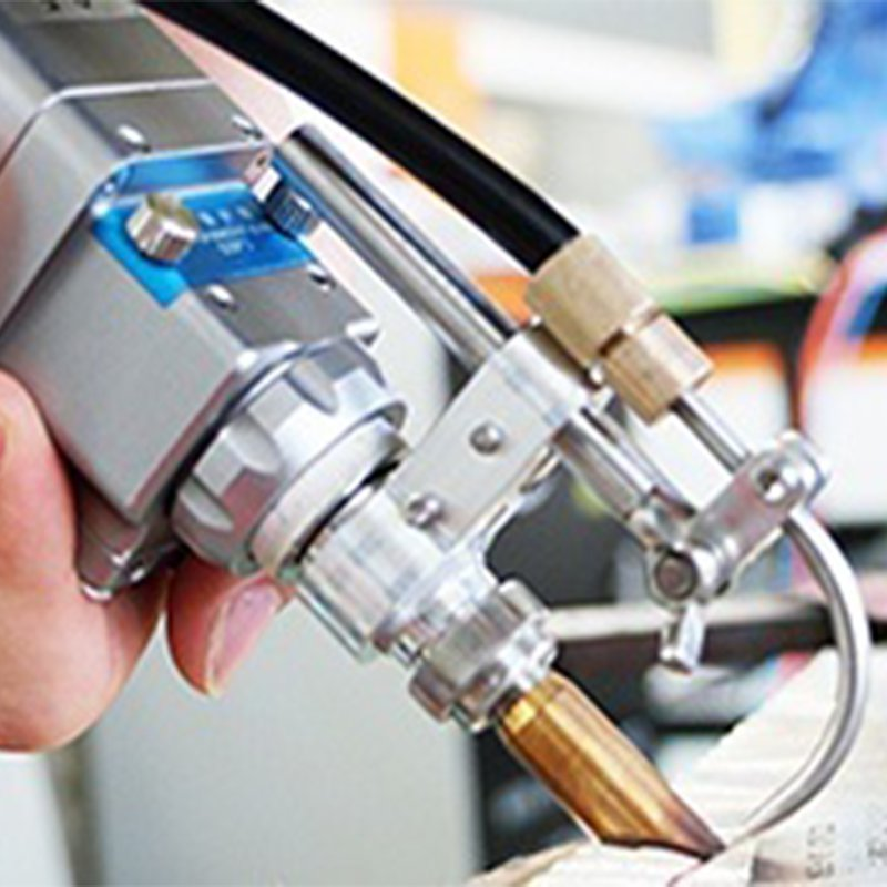 手持式激光焊接