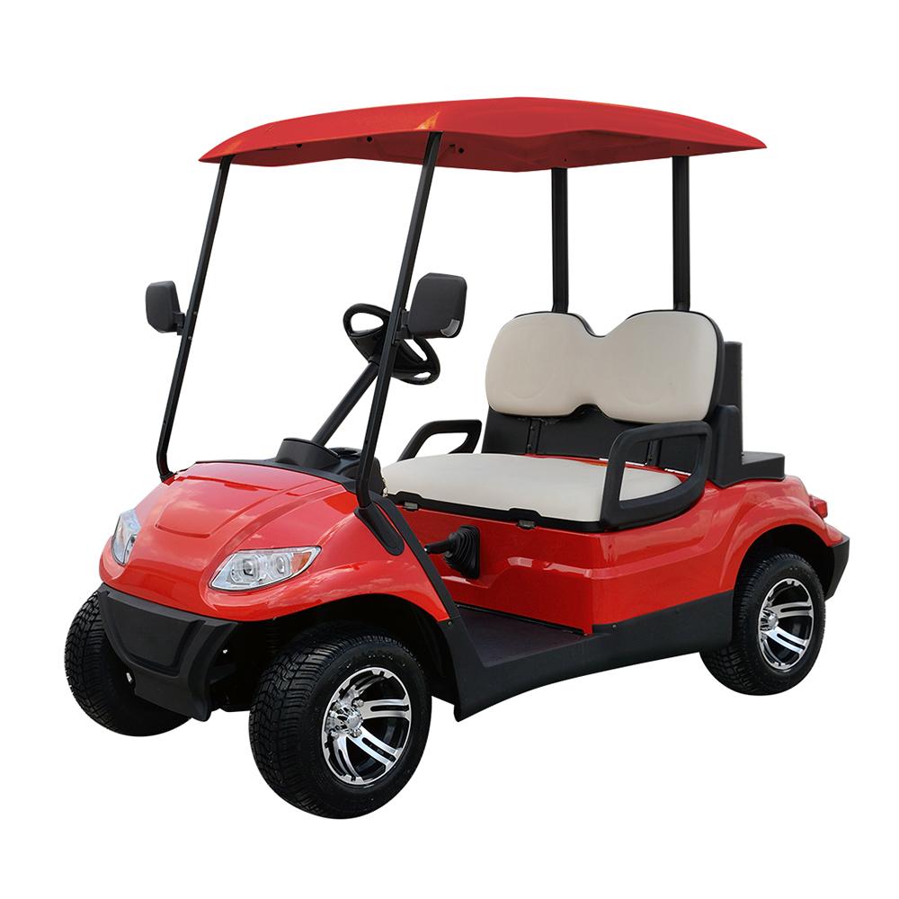 2-Seater Electric Golf Car