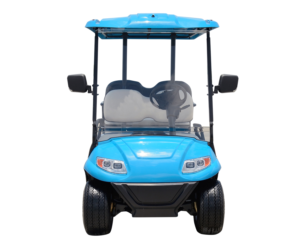 4-Seater Electric Golf Cart