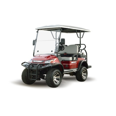 4 Seater Lifted Golf Cart WithRear Seats