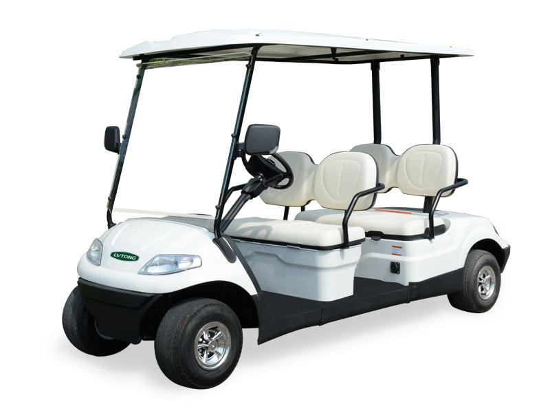 4-Seater Electric Golf Car