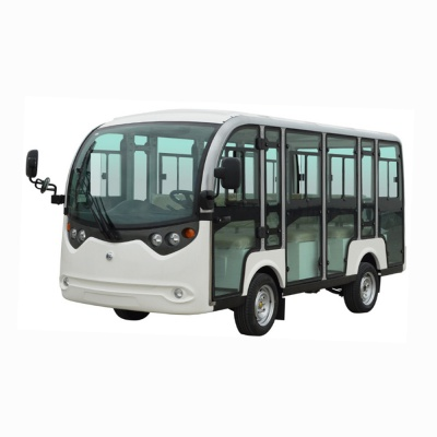 8 Seaters Shuttle Bus with Doors