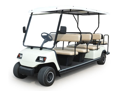 11-Seater Electric Sightseeing Car