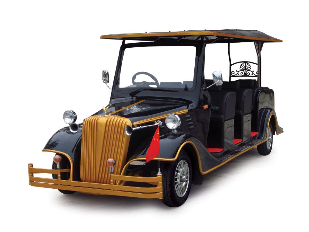 8 Electric Classic Car