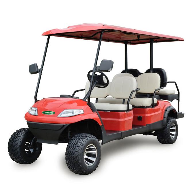6-Series Lifted Golf Cart