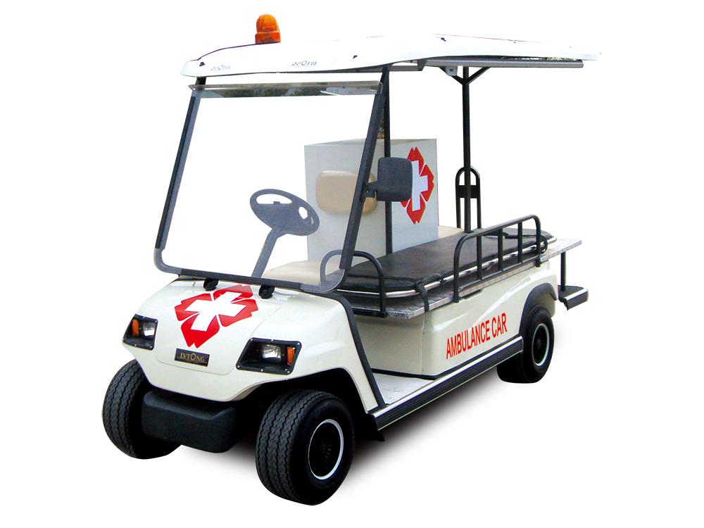 Electric Ambulance Car