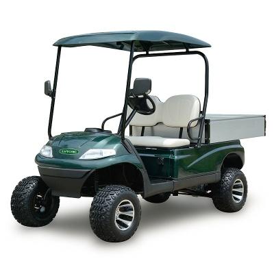 Lifted Utility Vehicle