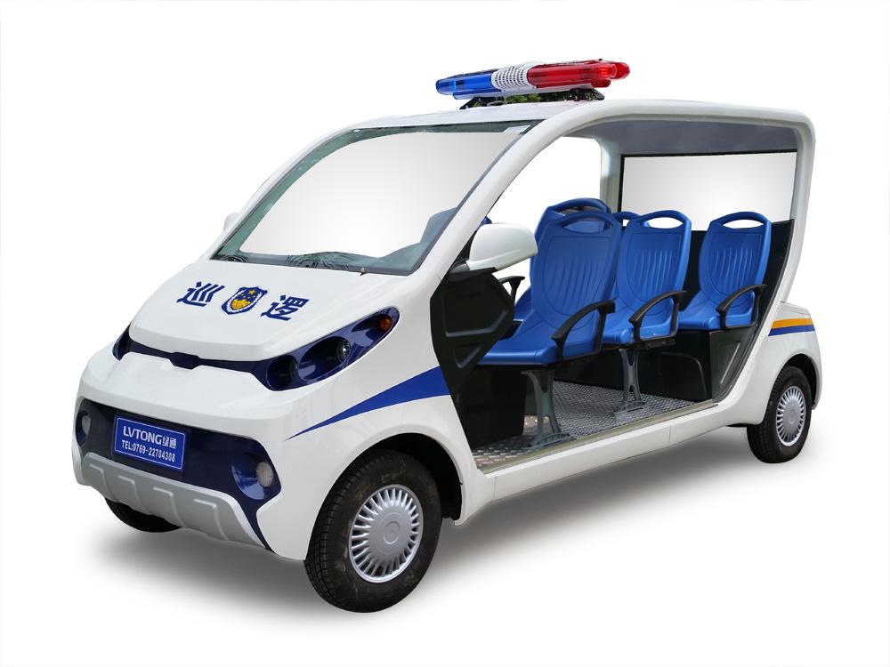 6_Seater Electric Patrol Car