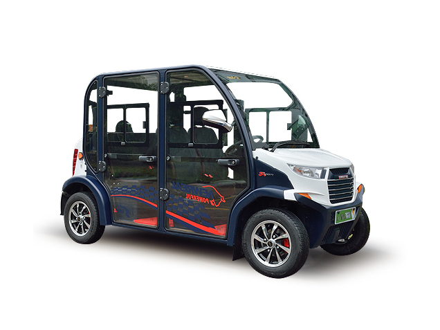 4-Seater Electric VV Cart