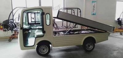 Electric mini utility vehicle