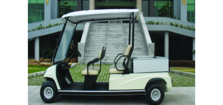 Electric mini utility cart