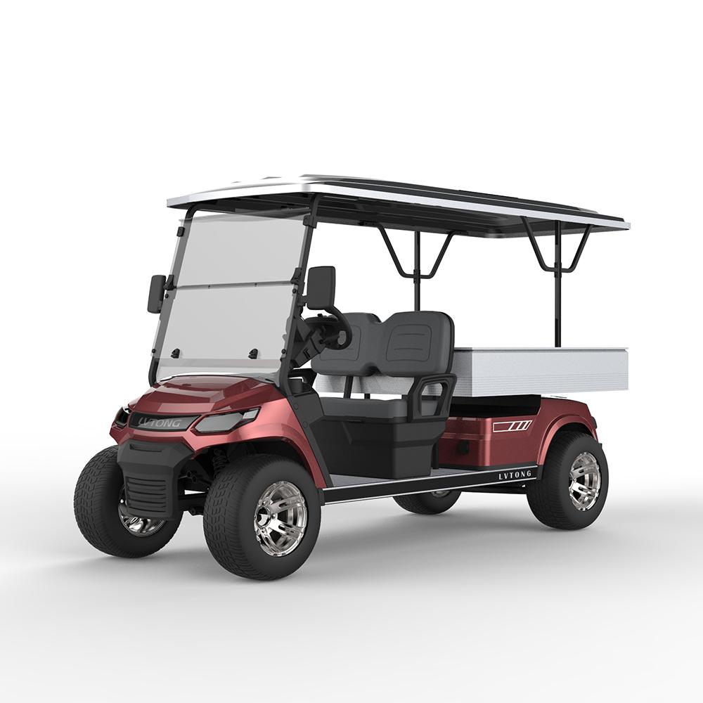 LT-A827 Customized - long utility vehicle