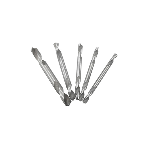 Double end drill bits