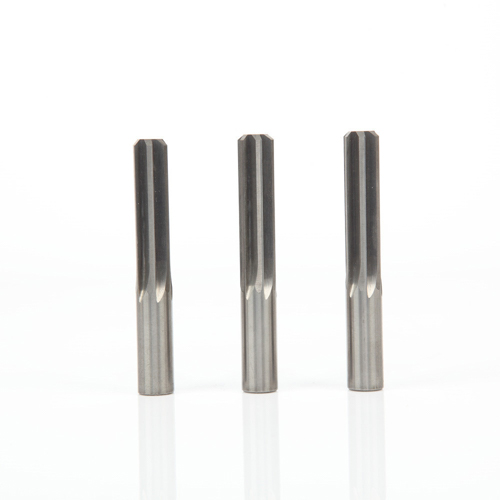 Solid carbide reamer