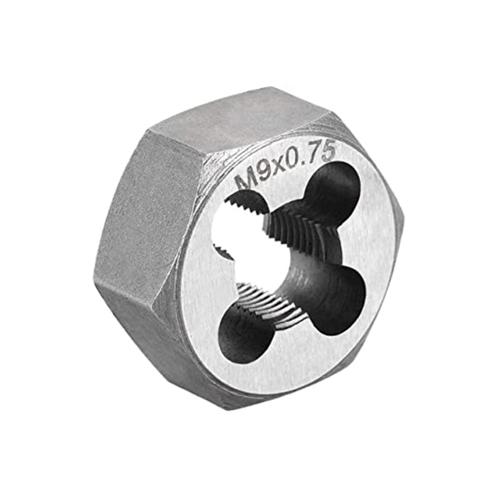 Hexagon die nut