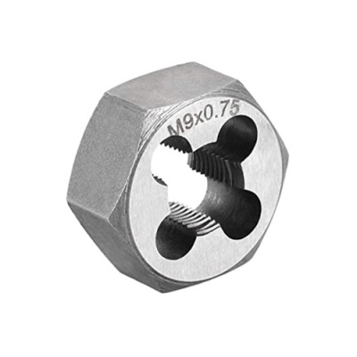 Hexagon die nut