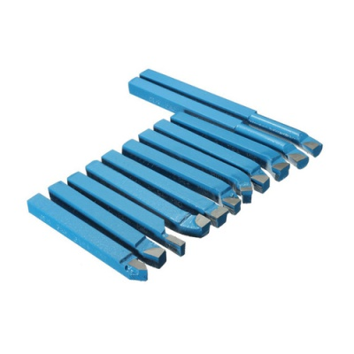 Carbide brazed tool bits ISO/DIN