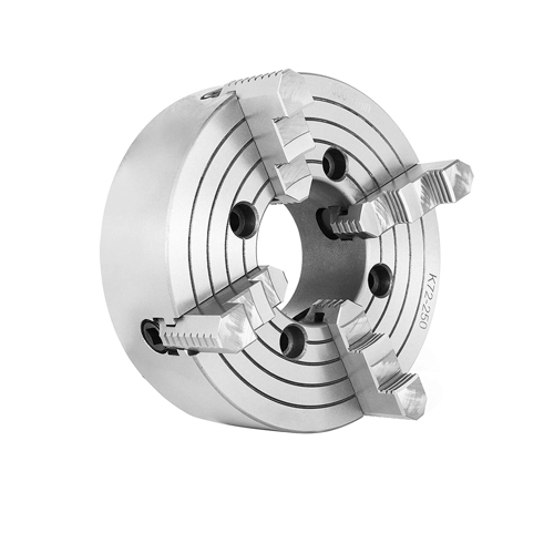 4 jaw independent lathe chuck