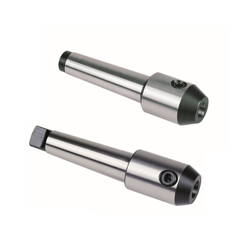Morse taper end mill adapter