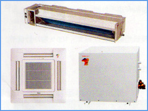 水环热泵机组