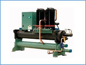约克-YCWE模块式水冷涡旋冷水机组