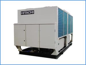 螺杆式环保冷媒风冷冷水(热泵)机组
