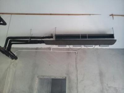 禅城绿景苑何生别墅中央空调特灵风冷冷热水机组