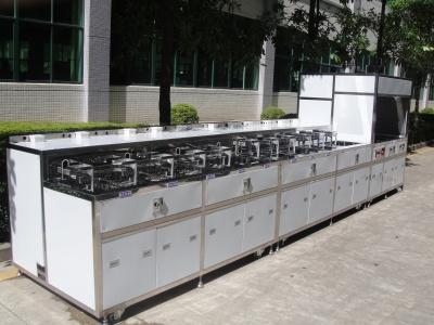 多工位超声波硅片清洗机