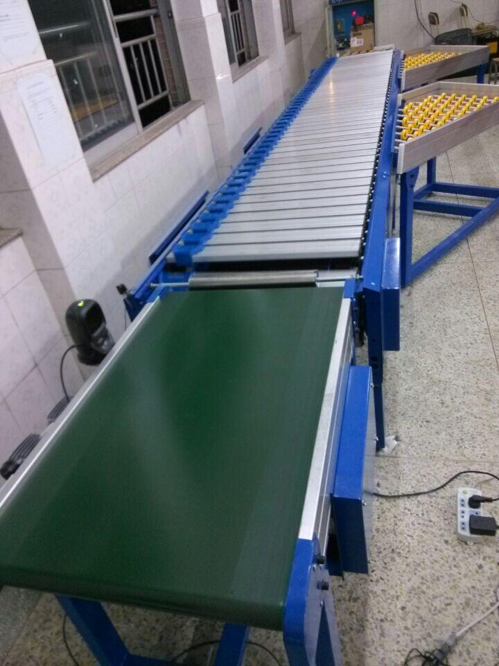 2米皮带输送机流水线