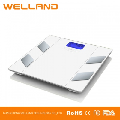 Precision Body Fat Scale with large LCD 180Kg/400Lb FG224
