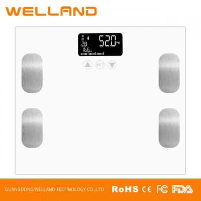 Precision Body Fat Scale with backlight LCd 180Kg/400Lb