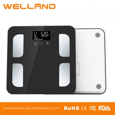 Precision Body Fat Scale large weighing platform design 180Kg/400Lb FG315LB