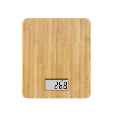 Electronic Bamboo Kitchen Scale KB1946