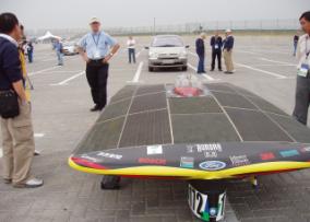 7 太阳能电池车