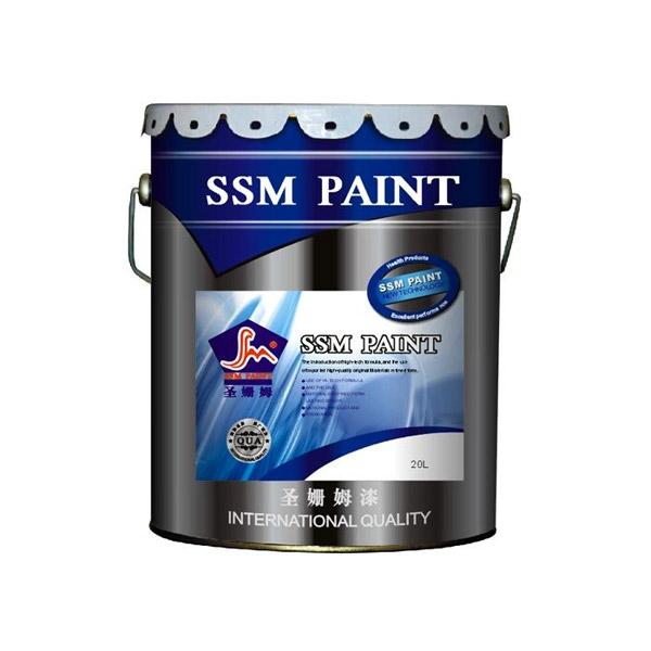 健康儿童墙面油漆