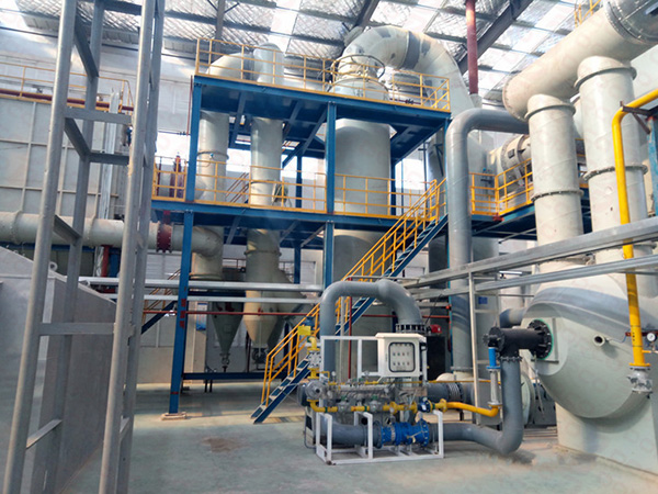 VOCs废气焚烧装置